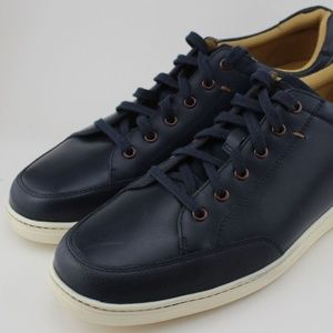Cole Haan Mens NEW Leather Sneaker Casual Shoes